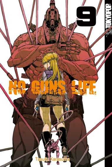 No Guns Life, Band 09