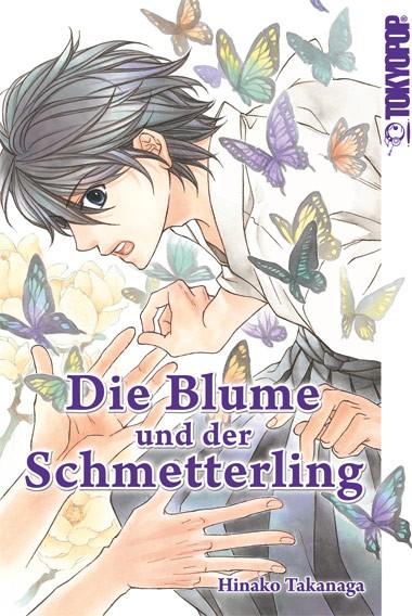 Die Blume und der Schmetterling, Einzelband