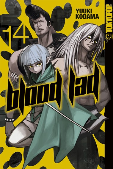 Blood Lad, Band 14