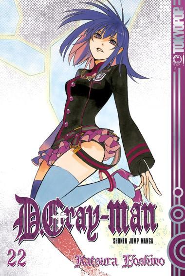 D.Gray-man, Band 22