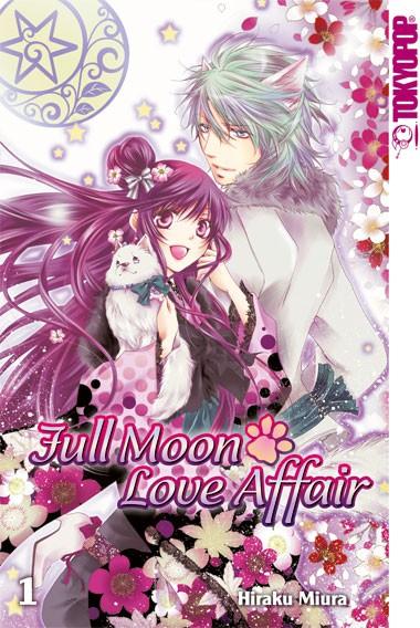 Full Moon Love Affair, Band 01