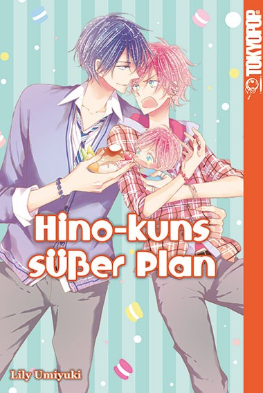 Hino-kuns süßer Plan, Einzelband