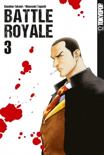 Battle Royale, Sammelband 03