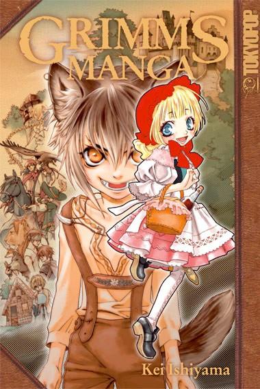 Grimms Manga – Taschenbuch, Band 01