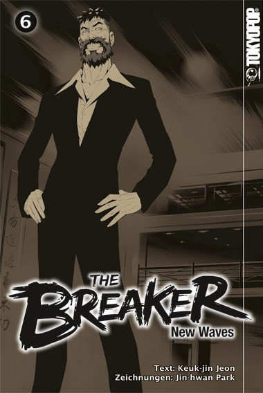 The Breaker – New Waves, Band 06