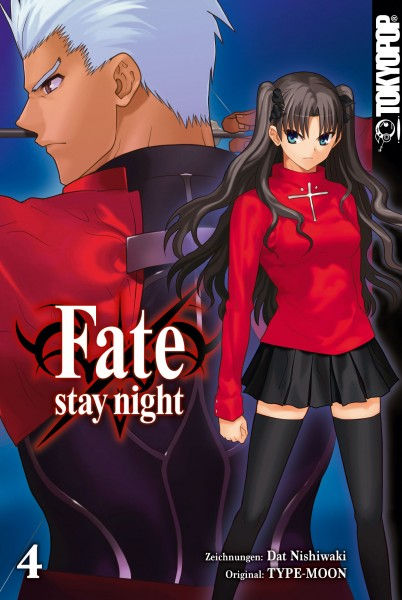 Fate/stay night, Sammelband 04