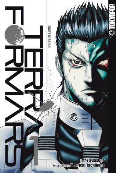 Terra Formars, Band 01