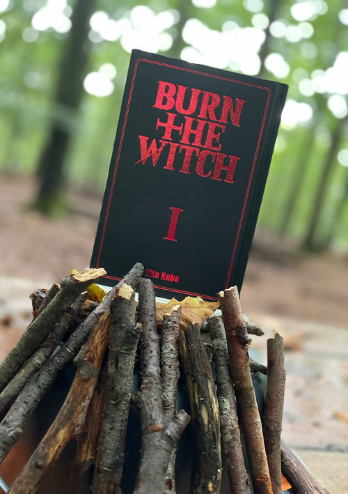 BURN THE WITCH Limited Edition
