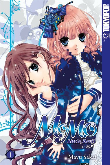 Momo – Little Devil, Sammelband 01