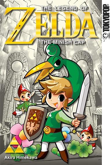 The Legend of Zelda: The Minish Cap, Einzelband