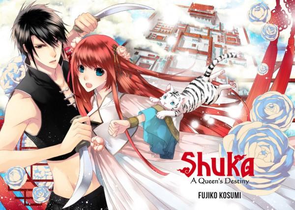 Postkarte - Shuka – A Queen 's destiny