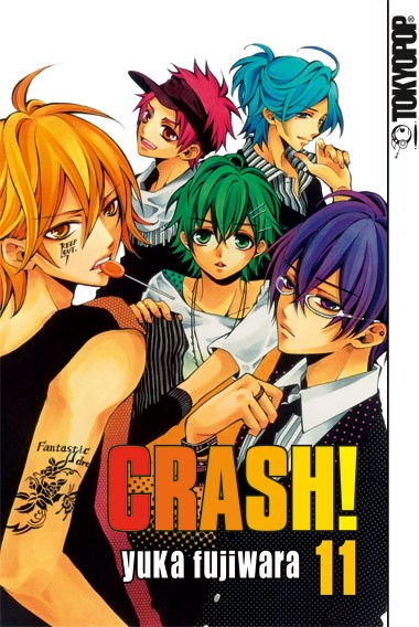Crash!, Band 11