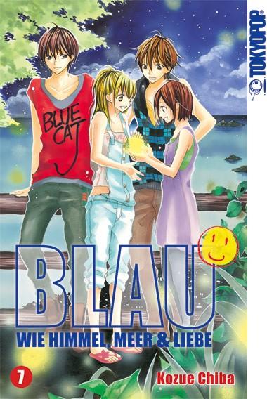 Blau – Wie Himmel, Meer & Liebe, Band 07