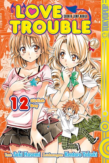Love Trouble, Band 12