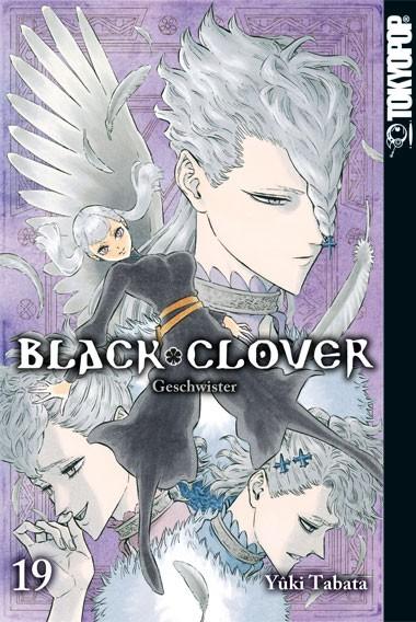 Black Clover – Geschwister, Band 19