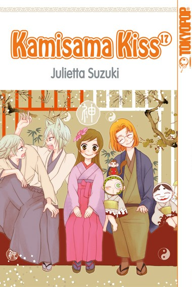 Kamisama Kiss, Band 17