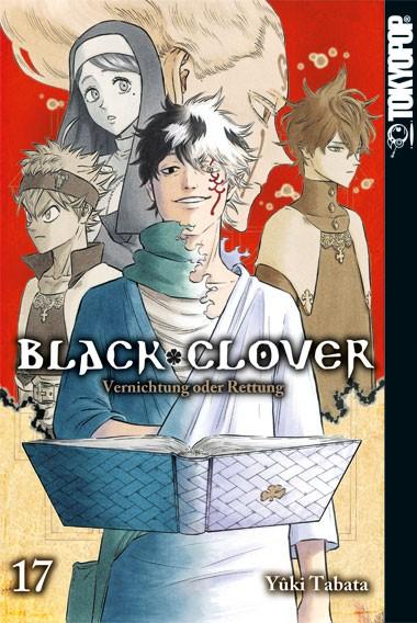 Black Clover – Vernichtung oder Rettung, Band 17
