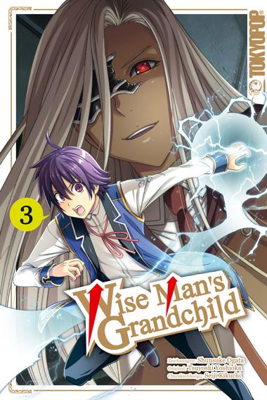 Wise Man's Grandchild, Band 03