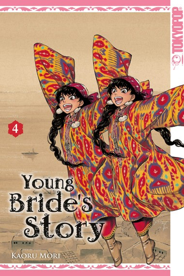 Young Bride's Story, Band 04