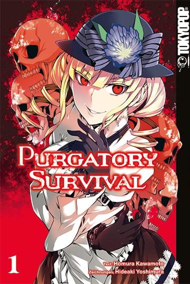 Purgatory Survival, Band 01