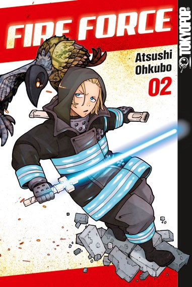 Fire Force, Band 02