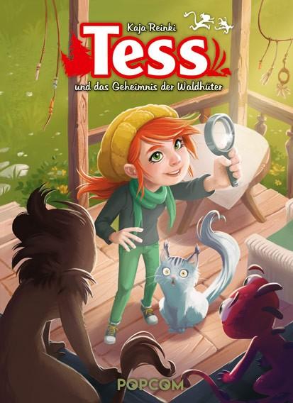 Tess und das Geheimnis der Waldhüter, Sammelband