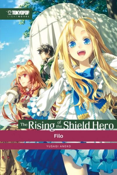 The Rising of the Shield Hero, Light Novel 02