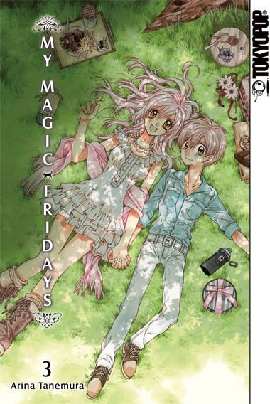 My Magic Fridays, Band 03