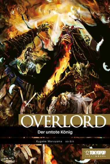 Overlord Light Novel, Band 01 (Hardcover)