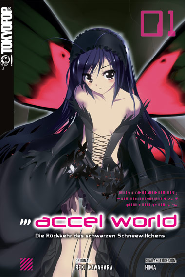 Accel World – Light Novel