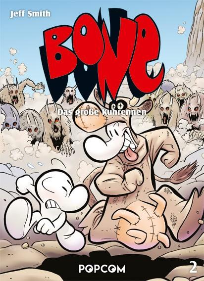 Bone, Band 02: Das große Kuhrennen