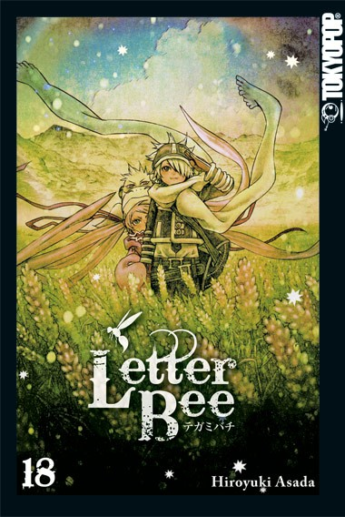 Letter Bee, Band 18