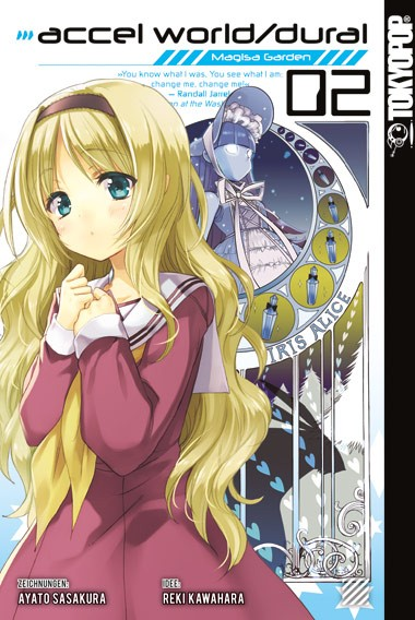 Accel World/Dural – Magisa Garden, Band 02