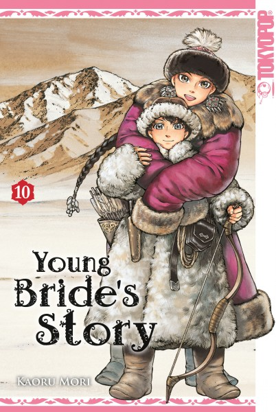 "Young Bride""s Story, Band 10"
