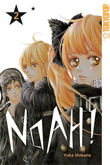 Noah!, Band 02
