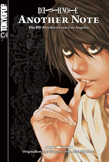 Death Note – Light Novels