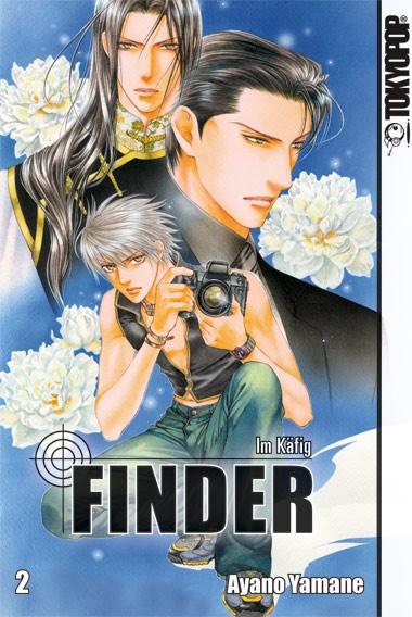 Finder – Im Käfig, Band 02