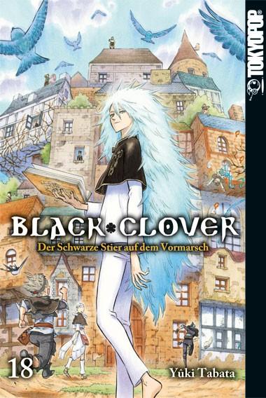 Black Clover – Der Schwarze Stier auf dem Vormarsch, Band 18