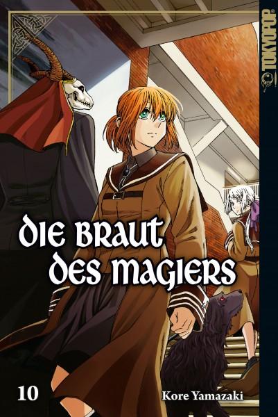 Die Braut des Magiers, Band 10
