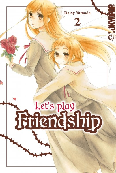 Let's play Friendship, Band 02