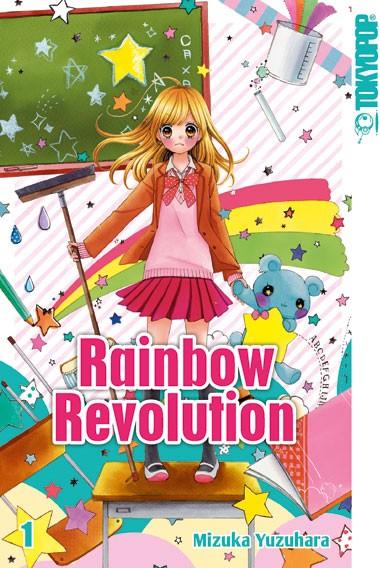 Rainbow Revolution, Band 01