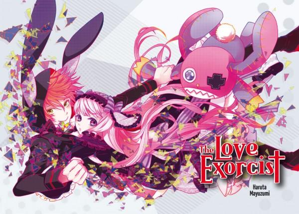 Postkarte - The Love Exorcist