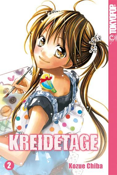 Kreidetage, Band 02