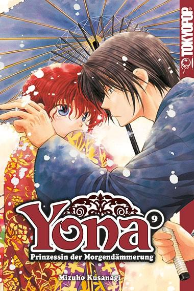Yona – Prinzessin der Morgendämmerung, Band 09
