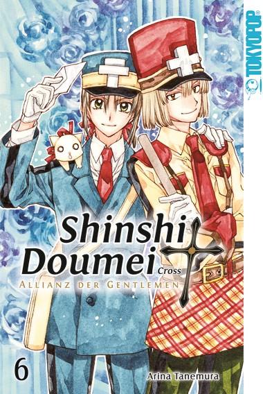 Shinshi Doumei Cross – Allianz der Gentlemen, Sammelband 06