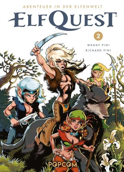 ElfQuest – Abenteuer in der Elfenwelt, Band 02