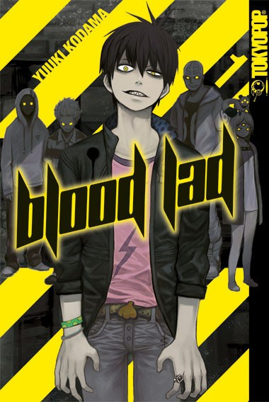 Blood Lad, Band 01