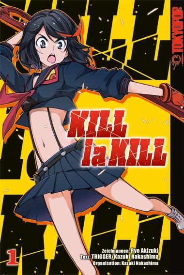 Kill la Kill, Band 01