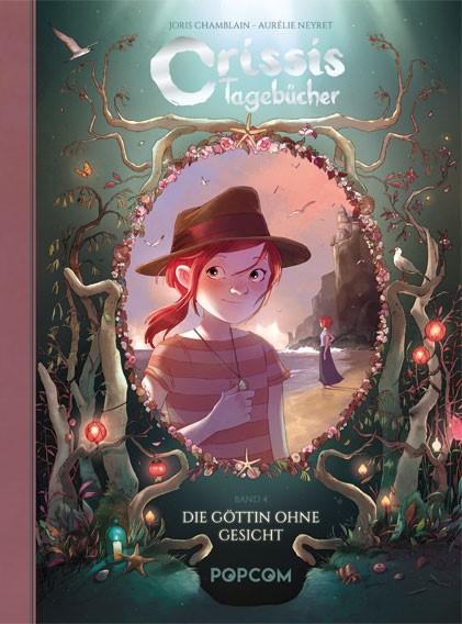 Crissis Tagebücher, Band 04: Die Göttin ohne Gesicht