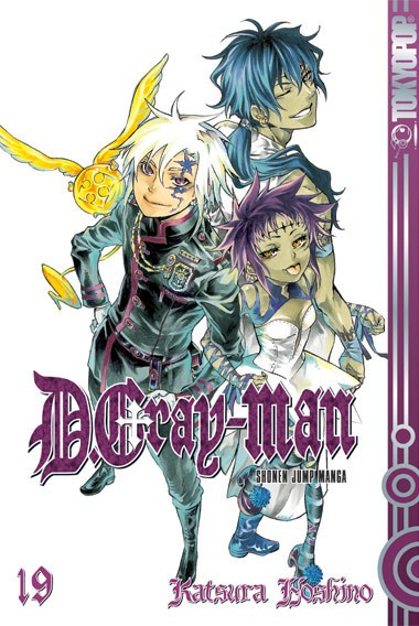 D.Gray-man, Band 19